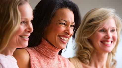 Sintomas vasomotores são intensos nas mulheres afro-americanas .