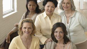 Saber a idade da menopausa.