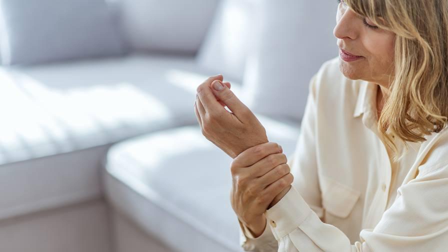 Na mulher +40 as dores no corpo andam de uma área para outra.