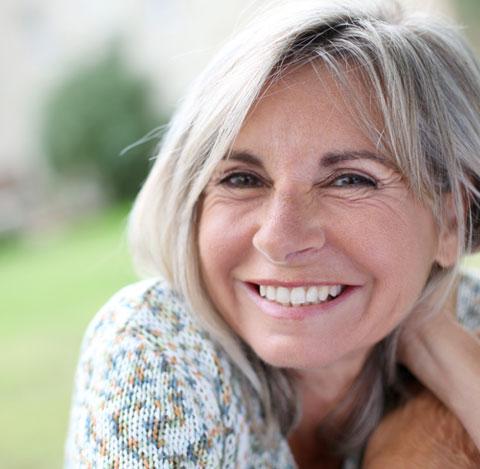Aumento da queda de cabelo na menopausa
