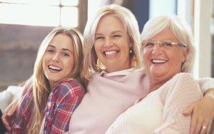 SABER A idade da menopausa .