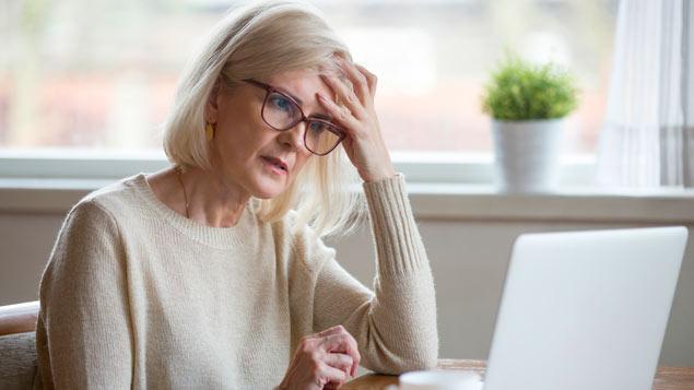 Transição da menopausa poderia se estender por décadas.